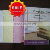 Best sale colors, multi-ply computer continuous printing paper