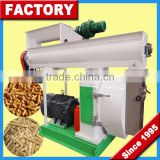 Hot Selling Small Capacity Low Consumption CE 3-5 T/H Animal fodder processing machine