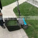 hand-push reel lawn mower