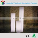 16 color change Led roman pillar/column for wedding/party/event decoration