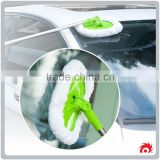 new easy car window cleaner barnds with placeable microfiber colth and liquid bottle Spray Mop
