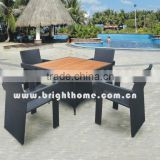 UV-resistant PE rattan BM-5154 Outdoor Leisure furniture