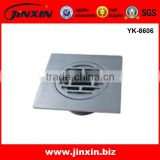 304 Stainless Steel Rectangular Small Shower Drains