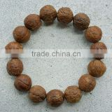 15 Beads Phoenix Eye Bodhi Seed Genuine Indonesian Buddha Chitta Mala Phrengba