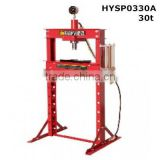 30T Pneumatic Hydraulic shop press for sale