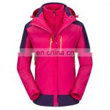 Waterproof outdoor warm winter Jacket for unisex outdoor wear