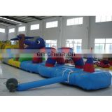 inflatable water game, inflatable floating bridge,inflatable flying bridge, inflatable raft bridge