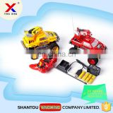 2017 Newest 4 channel plastic rctumbler stunt car
