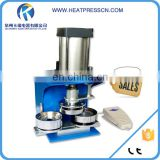 Pneumatic pneumatic badge making machine on sale