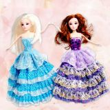Most popular 11.5 ihch Barbie Doll for girl
