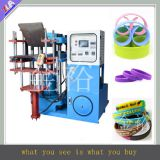 Automatic 3D silicone rubber bracelets bands machine
