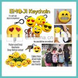 various kind of emoji products-emoji keychain, emoji pillow, emoji diy kit beads & bracelet
