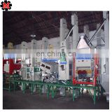 Full automatic complete sets rice mill machine/ rice milling