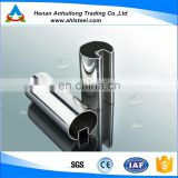 mirror finish ss tube stainless steel welded pipe tube for furniture
