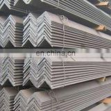 hot rolled mild unit weight of angle bar galvanized unequal angle steel weight angle steel
