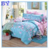 printed bed sheet fabric 100 percent polyester microfiber fabric for bedsheets /mattress cover