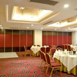 hotel operable wall/movable wall/sliding door/folding door/movable wall partition/glass partition wholesale