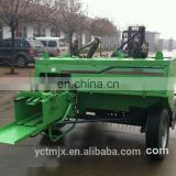2017 best selling 2060 self-propelled square hay baler