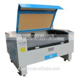 YL SP RECI CO2 glass laser tube cutting leather, cloth,acrylic, wood, paper,rubber, jade150w co2 laser cutter for sale