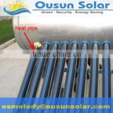 Hot sale compact heat pipe solar heater collector