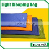 4 colors Nylon Light Weight Compact Double Sleeping Bags                                                                         Quality Choice