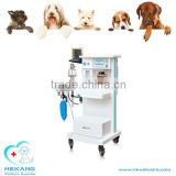 2015 good quality animal anesthesia machine price