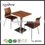 Economic KFC fast food restaurant table and chair