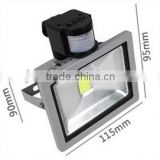 High Quality 10w led flood light with motion sensor                                                                         Quality Choice
