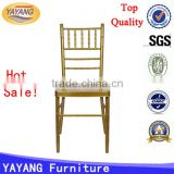 Hot sale fashionable wholesale stacking chiavari wedding chairs for bride and groom for sale                                                                         Quality Choice
