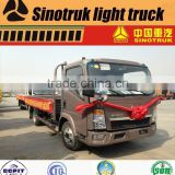 HOWO light duty small cargo trucks