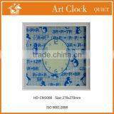 craft wall clock antiqued decorative clocks
