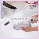 Cordless Electric shoe polish machine with long handle MR-1372