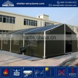 Promotional wholesale aluminum alloy frame 2016 small military refugee aid relief tents for sale