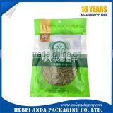 Ziplock Bag for Raisin Packing,Dried Raisin Plastic Packaging Bag