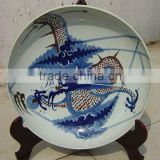 Chinese antique Blue and White ceramic bowl