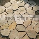 Natural Decorative Quartzite Stone Wall Cladding, loose piece and corner