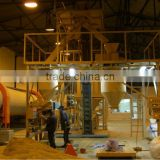 European Certified Complete Wood Pellet Line, Complete Wood Pellet Production Line For Sale
