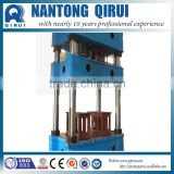Factory price double block type hydraulic heat press machine