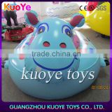 inflatable bumper boat sale, animals bumper boat, kids water bumper boat in pool