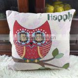Plus new best breathable and soft custom printed baby animal car seat cushion