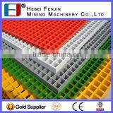 Corrosion Resistance Fiberglass Reinforced Plastic Grating For Chemical Industry
