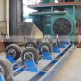 1 QG series steel tube and pipe outside surface shot blasting machine