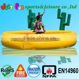 EN14960 certified good quality Rodeo Bull price, Mechanical bull for sale