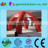 4 legs advertising inflatable tent small