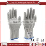Seeway PE Long Gloves Meat processing cut resistant Glove