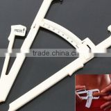 Good quality fat calipers, body fat tester
