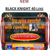 WMX NXT BLACK KNIGHT(40 Line or 20 Line ) Slot Game Board PCB