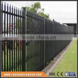 Trade Assurance wrought iron picket fence