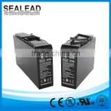 SEALEAD brand battery12v batteries 12v100ah front terminal battery off grid solar battery for home solar system