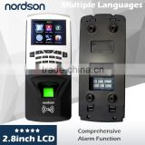 FR-M3 Biometric fingerprint door access control scanner standalone rfid access control system fingerprint time attendance reader